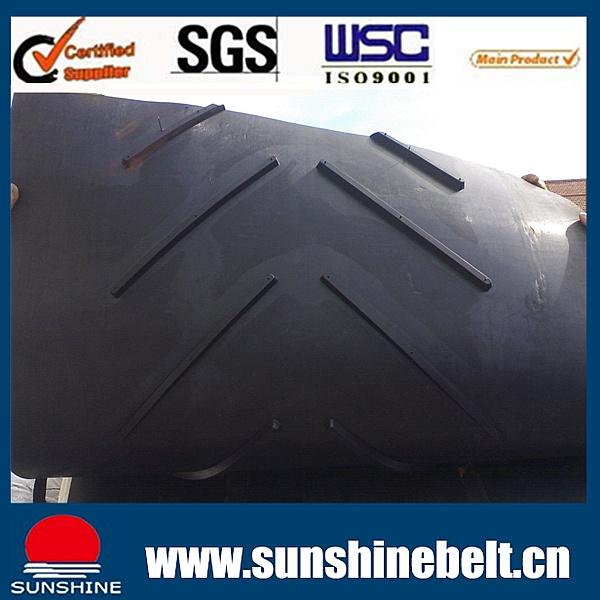 Ep200 Industrial New Rubber Conveyor Belts
