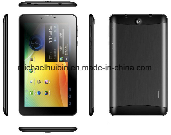 Customized 7inch Android 3G GPS Bluetooth Phone Tablet PC (MID7302B)