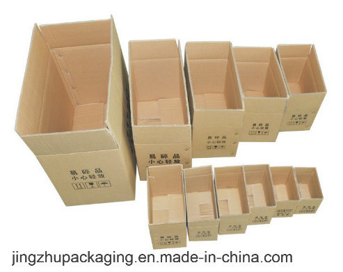 Custom Corrugated Paper Box (SMALL, MEDIUM, LARGE)