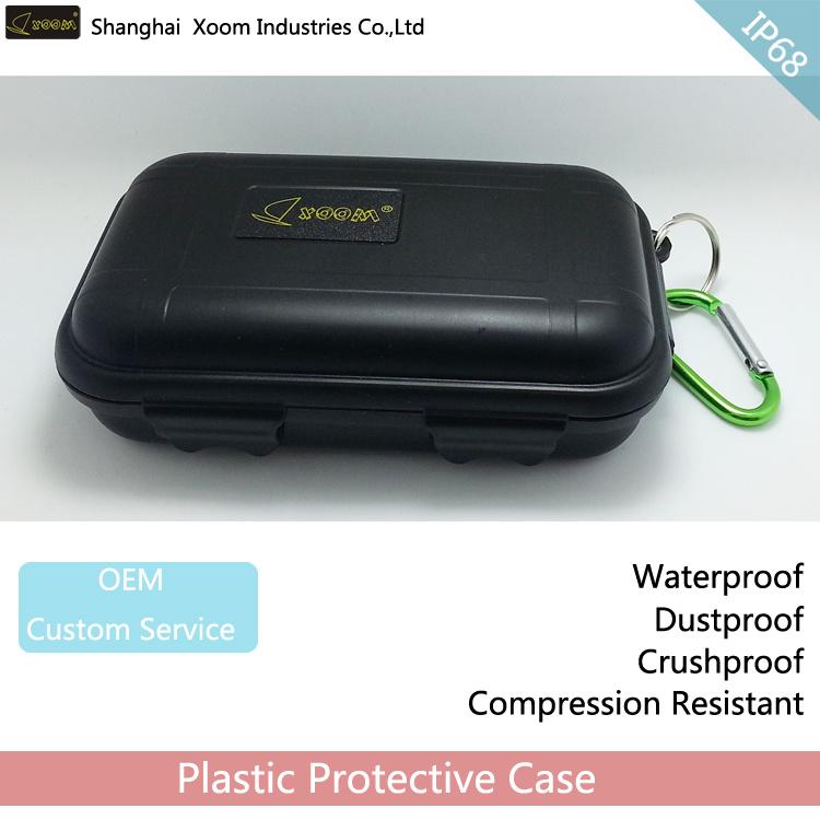 Plastic Box Waterproof Outdoor Survival Toolbox Outdoor Gears