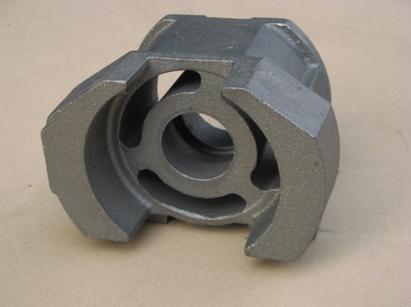 Casting Parts in Stainless Steel of Construction Casting