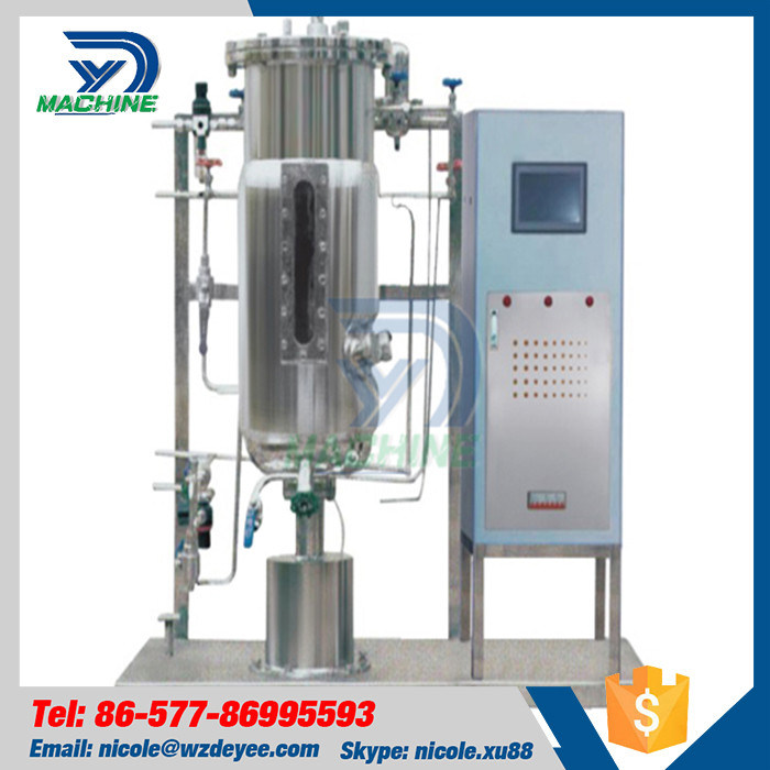 China Bio Fermenter and Laboratory Fermenter
