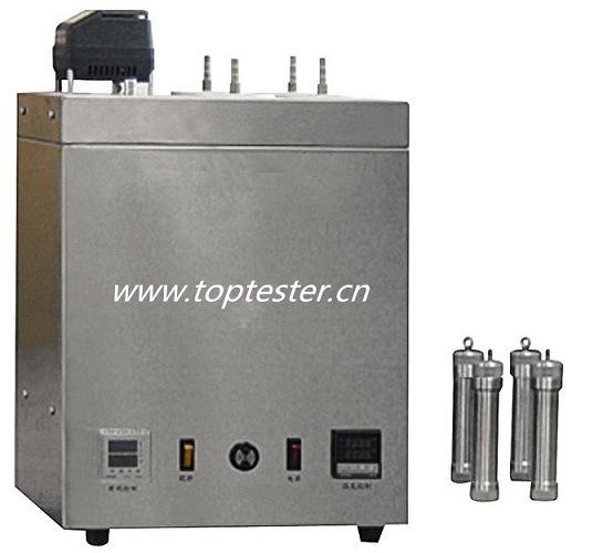 Petroleum Copper Corrosion Testing Equipment (TP-113)
