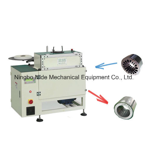 Stator Slot Cell Insulating Machine