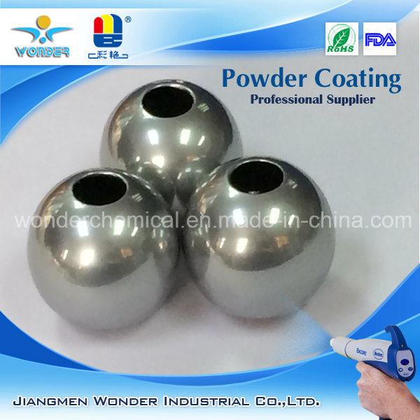 Chrome Effect Silver Chrome Powder Coating