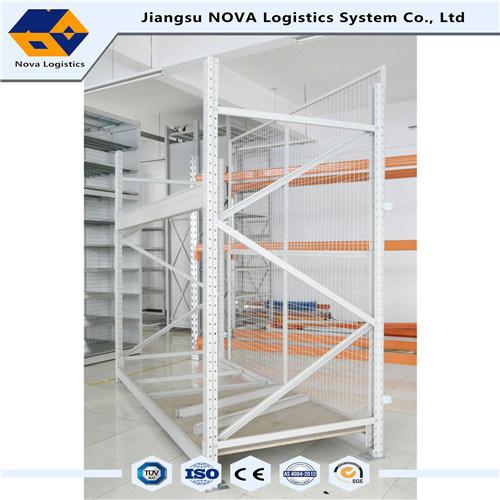 Easy Installation Medium Duty Longspan Rack with Steel Shelving