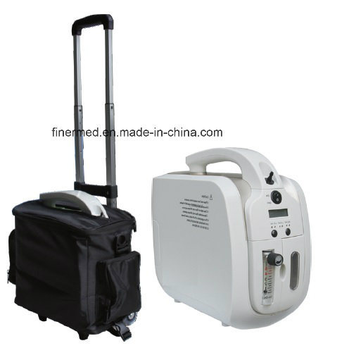 Healthcare Portable Oxygen Concentrator for Auto Vehicle Car