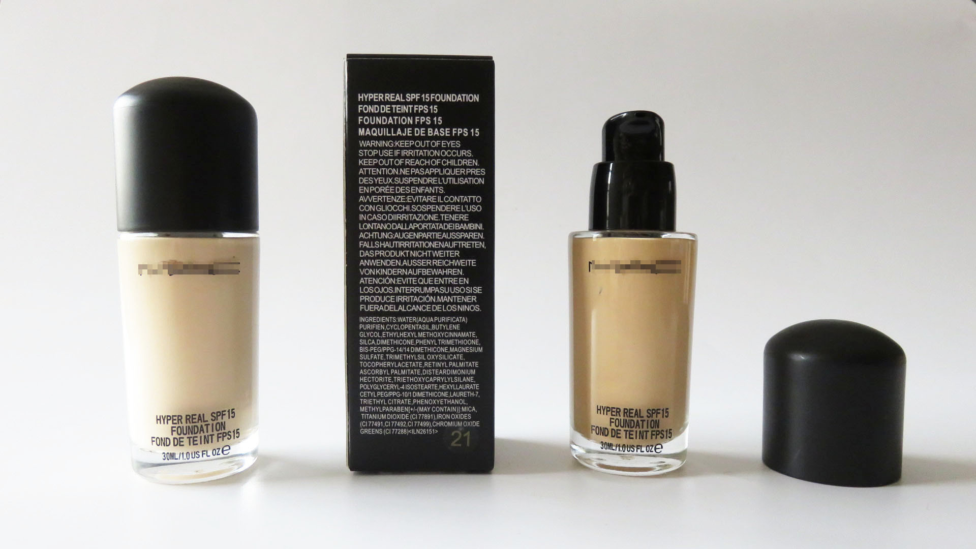 Washami High Quality Cosmetic Distributor Wanted Foundation and Face Powder Makeup Wholesale