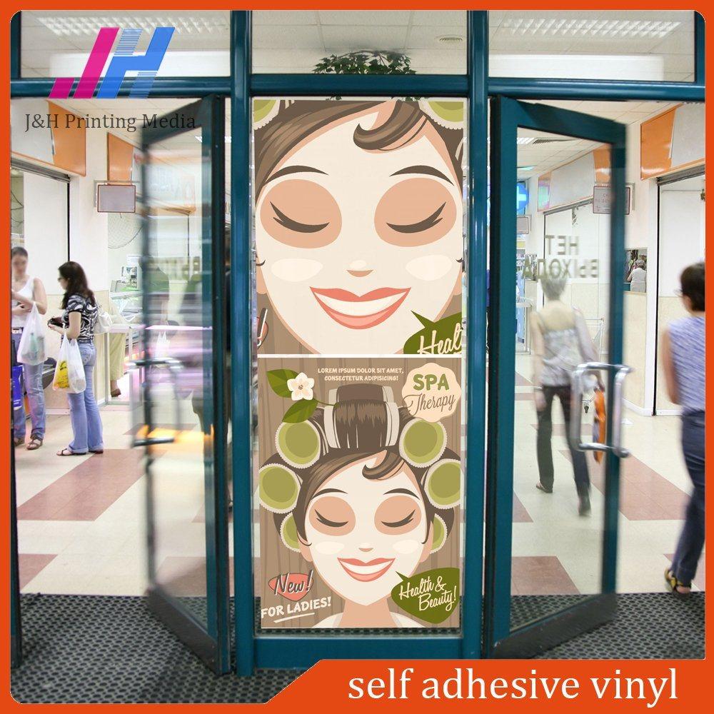 PVC Printing Material Vinyl Sticker