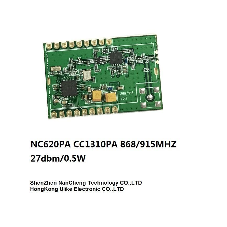 Cc1310 + Cc1190 868m/915m Wireless Transceiver Module RF Module