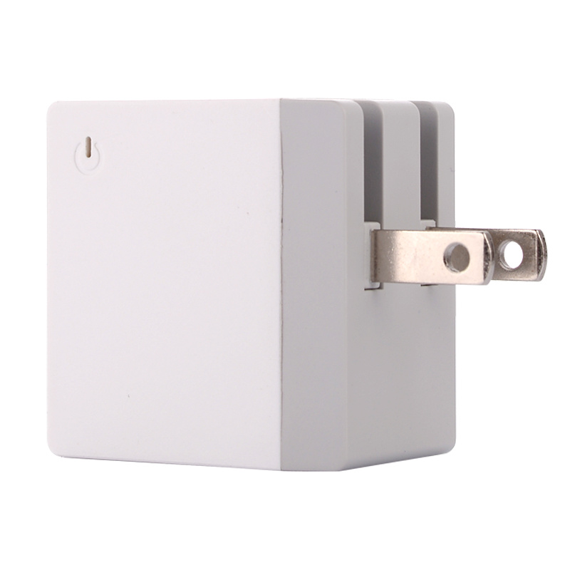 5V 2.1A Emergency Portable Smart Phone USB Travel Charger