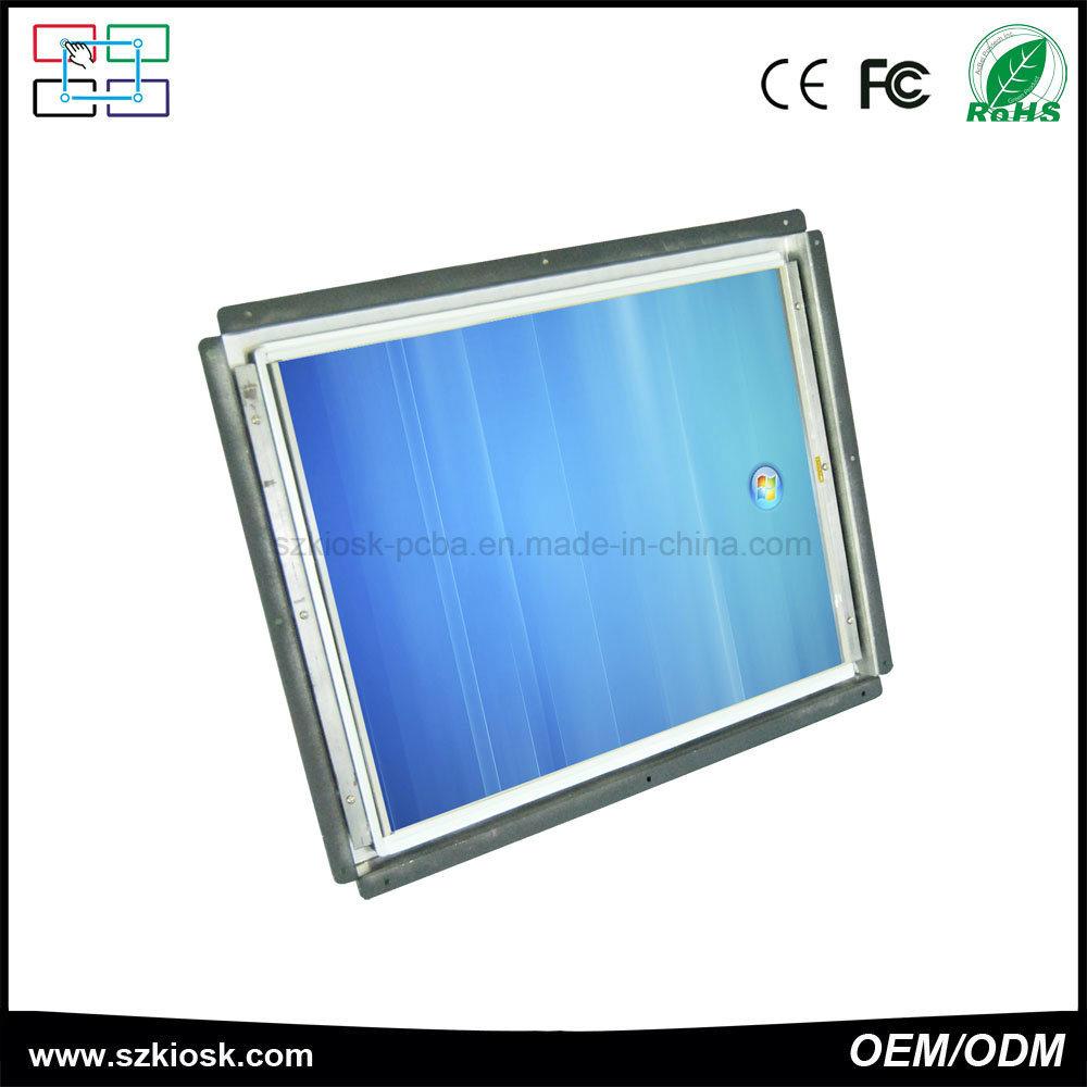 Cheap 10.4 Inch Industrial LCD Narrow Bezel Monitor