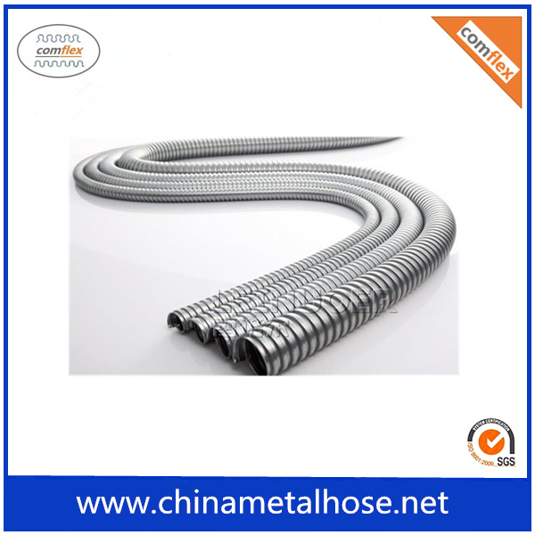Flexible Metallic Conduit for Cable Protection