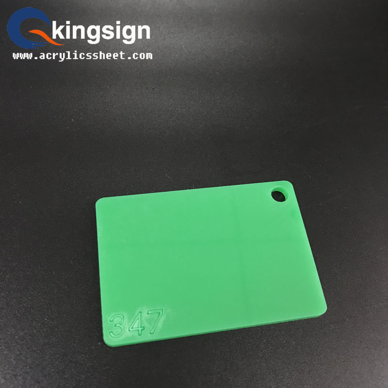 Decorative Colored Acrylic Plate Price