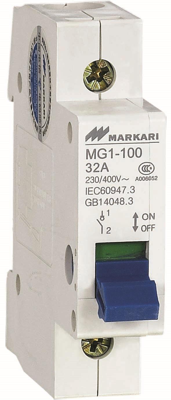 mm5 (C45) -High Breaking Mini Circuit Breaker MCB Manufacturer