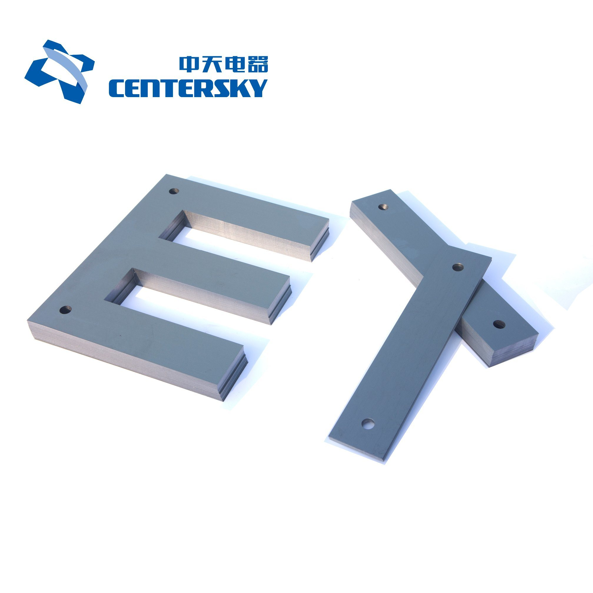 Single and Three Phase Ei Shape High Current Transformer Core Lamination