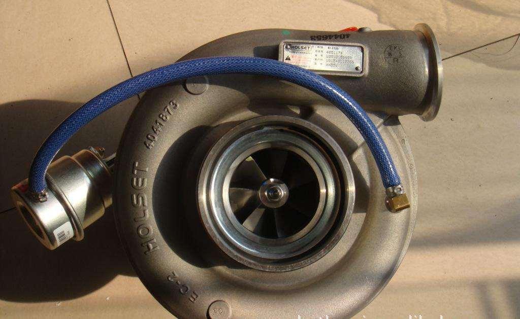 Deutz Tbd234 Turbocharger, Model: Gj100e, Part Number: 6.0529.20.0.0075