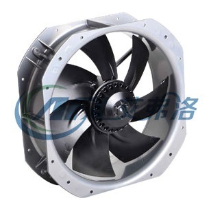 AC 250mm External Rotor Motor Axial Fan with Frame