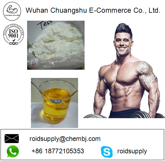 Best Seller Anabolic Steroid Drugs Testosterone Cypionate