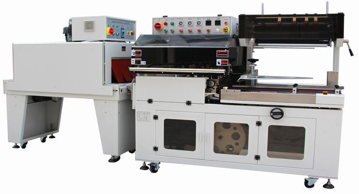 Automatic Shrink Packing Machine for Yarn