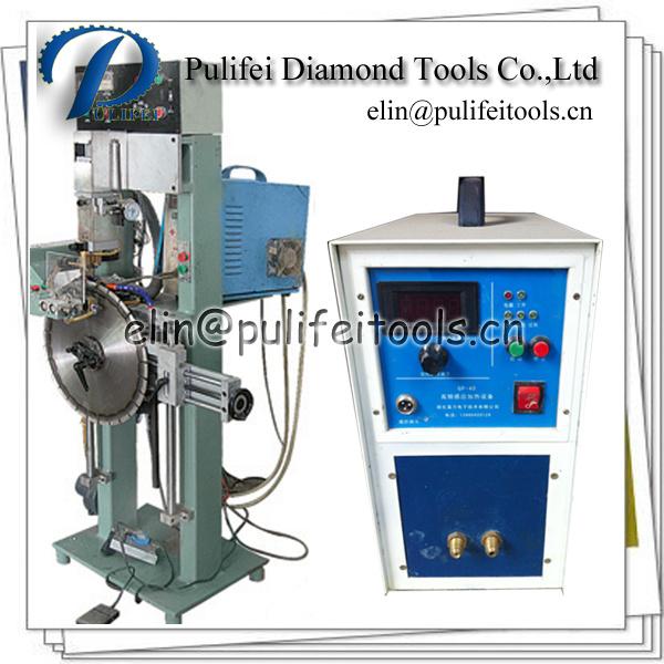 Automatic Brazing Machine for Saw Blade Diamond Segment Welding Machine