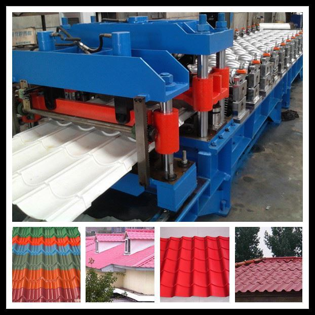 Hot Sale Roof Tile Roll Former