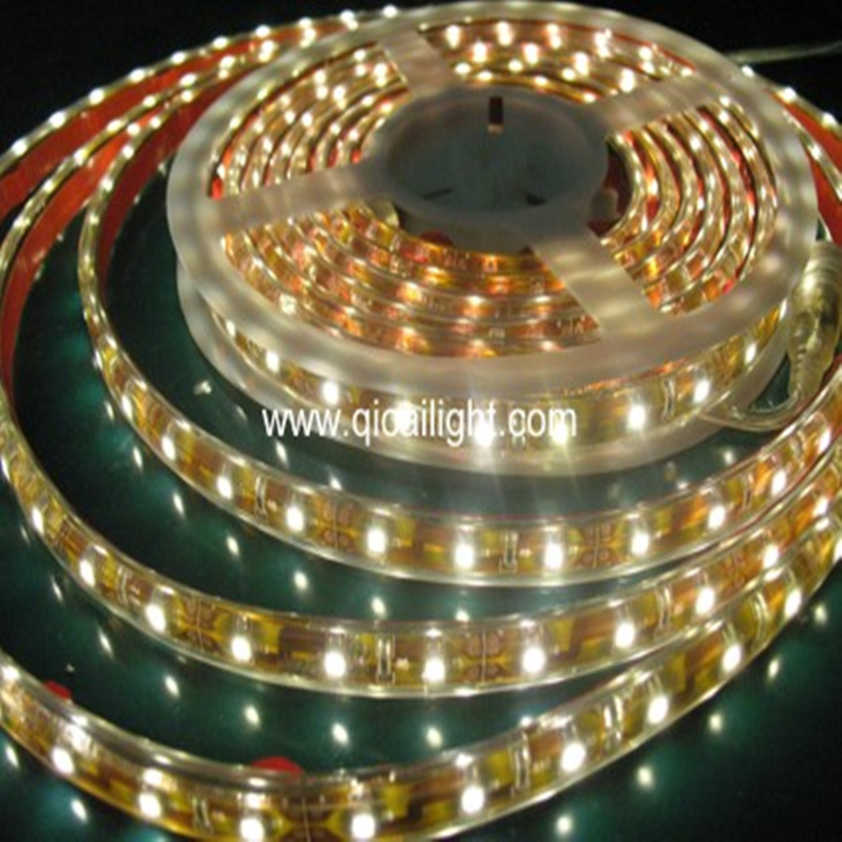 3528 LED Strip, Crystal Waterproof, 120LED/M