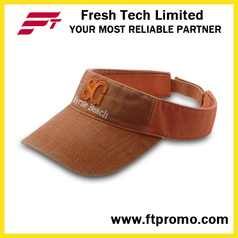 Customized Logo Sun Cap Sports Hat for Promotion