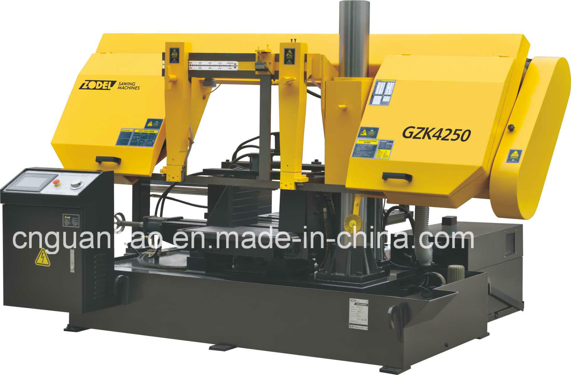 Automatic Band Saw Machine for Metal Cutting Gzk4250
