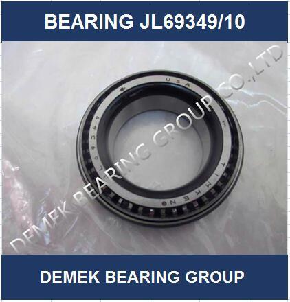 Hot Sell Timken Inch Taper Roller Bearing Jl69349/Jl69310 Set11