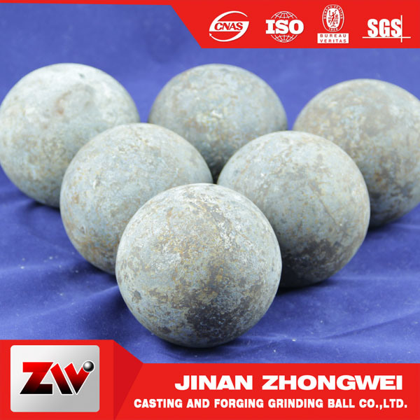Grinding Media Balls Made in China