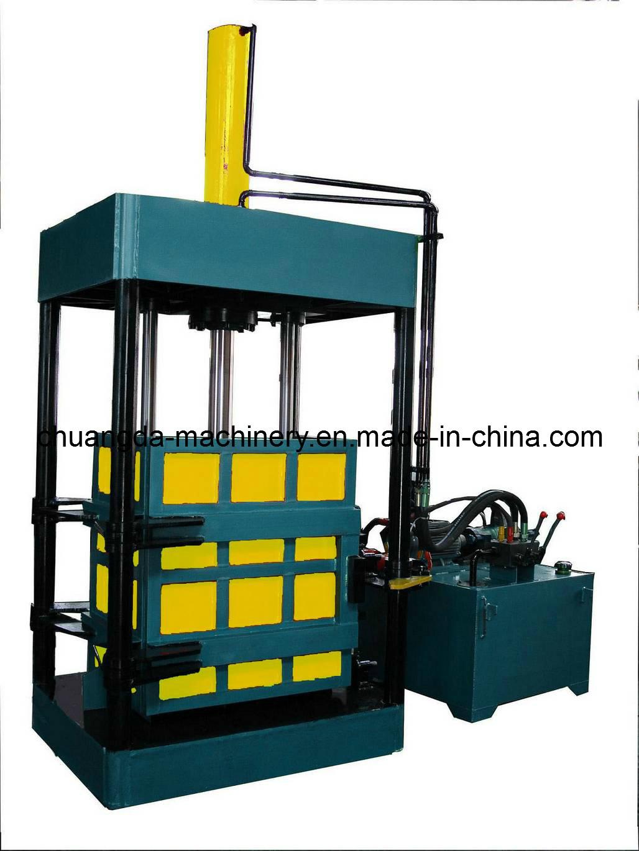 Hydraulic Cloths Baler (FYD630)