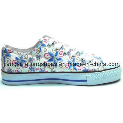 Women s Canvas Shoes (FL-11