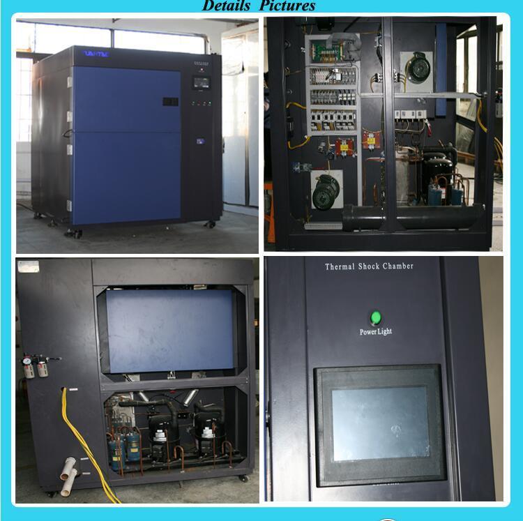 252 L Three Zones Thermal Shock Testing Machine