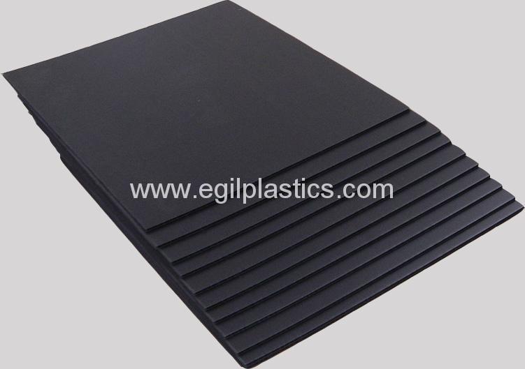 Anti Static Sheeting : China conductive anti static plastic sheet
