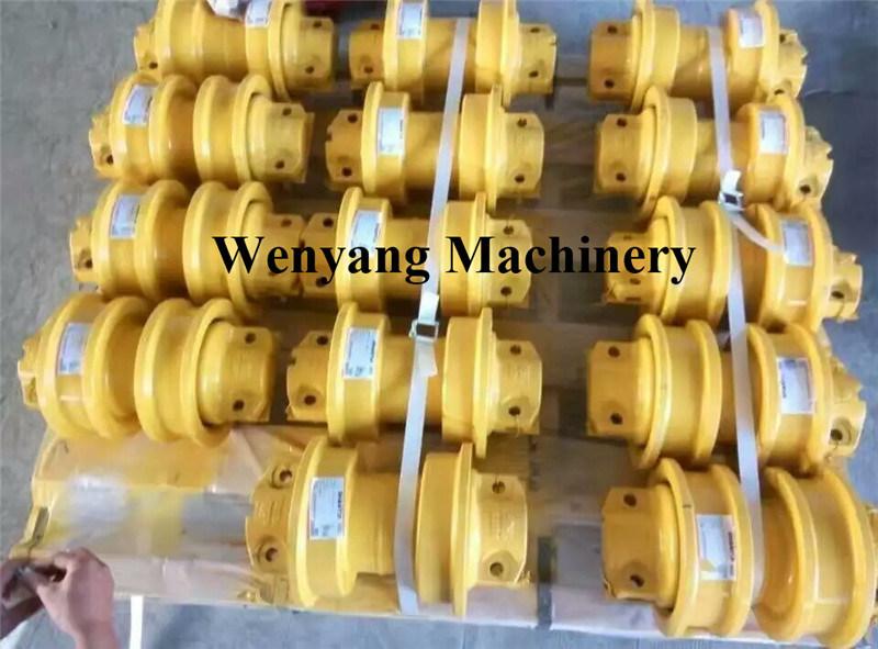 Shantui Dozer Spare Parts Bulldozer Genuine Track Roller