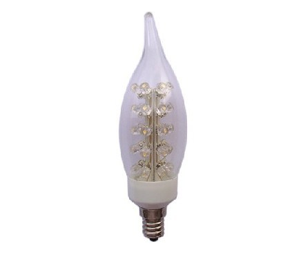 Feit Electric BPESL7C 7-Watt Compact Fluorescent Chandelier Bulb