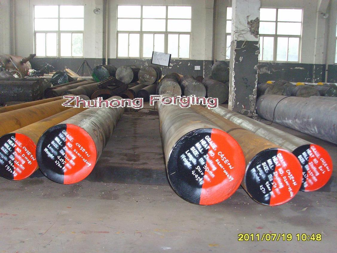 C45 Forged Round Bars