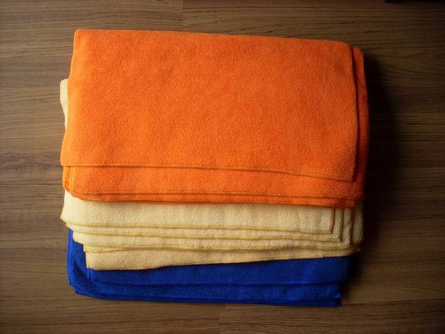 Microfiber & Microfibre Cleaning Towel