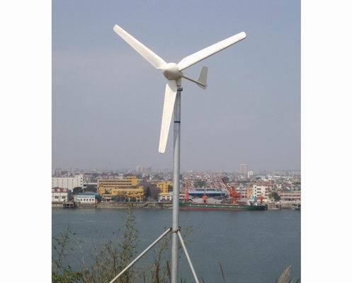 how to does wind turbine work
