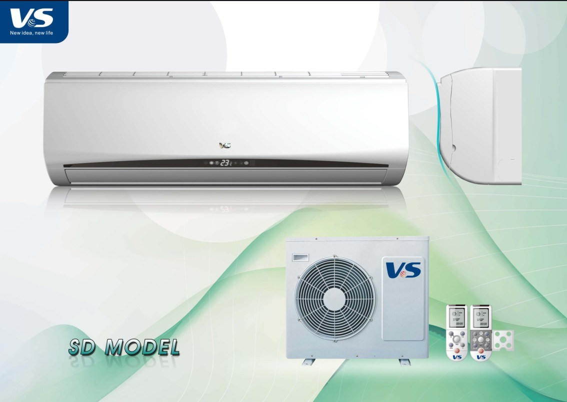 DC Inverter Air Conditioner China Air Conditioner Air Conditioning #033F7E