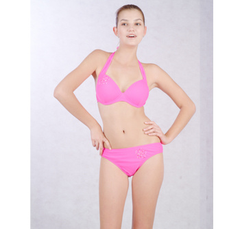 Free Shipping 2014 Swimming Women Clothes Vogue Style One piece