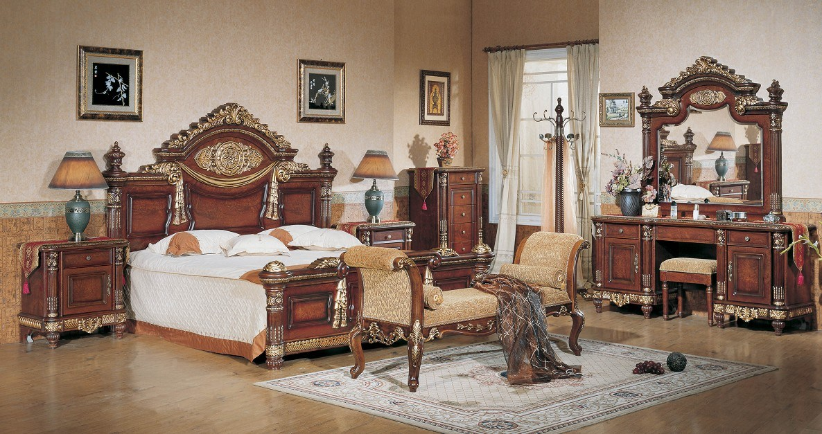 European style home furnishings – House of samples