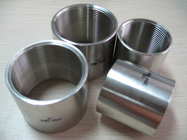 China stainless steel pipe fittings socket photos