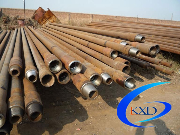 89mm 3 1/2 Inch Used Drill Rod in Stock
