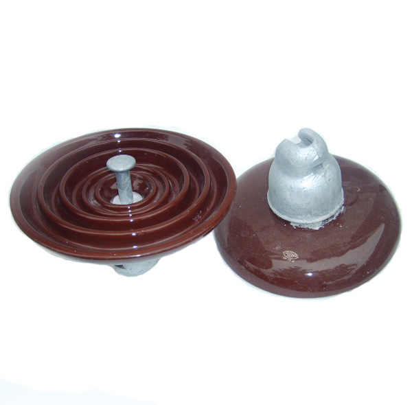 China Disc Suspension Porcelain Insulator Xp 240 Xp 300 Xp 400 Xp 530 China Insulator Disc