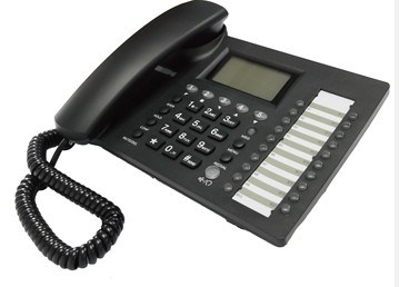 Cost-Effective and Beautiful IP Phone with SIP DIT252