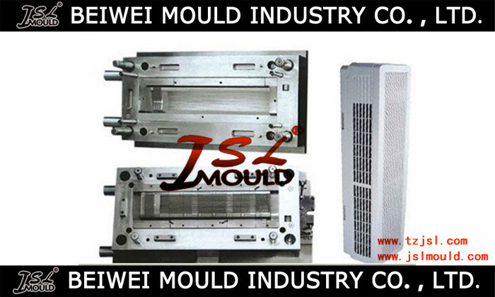 Injectin Plastic Air Cooler Mould