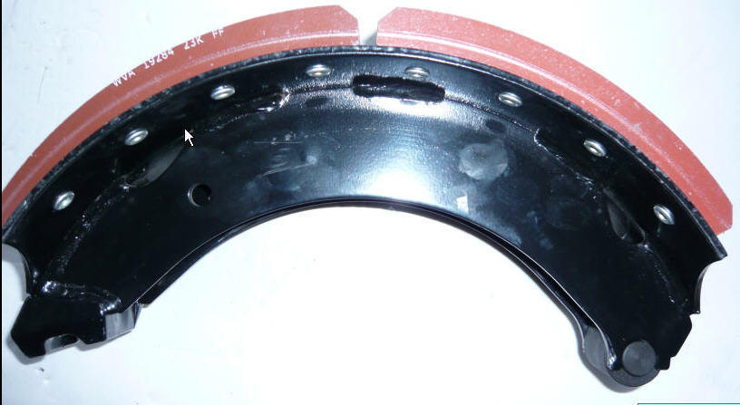 Brake Shoe Assembly (SK9)
