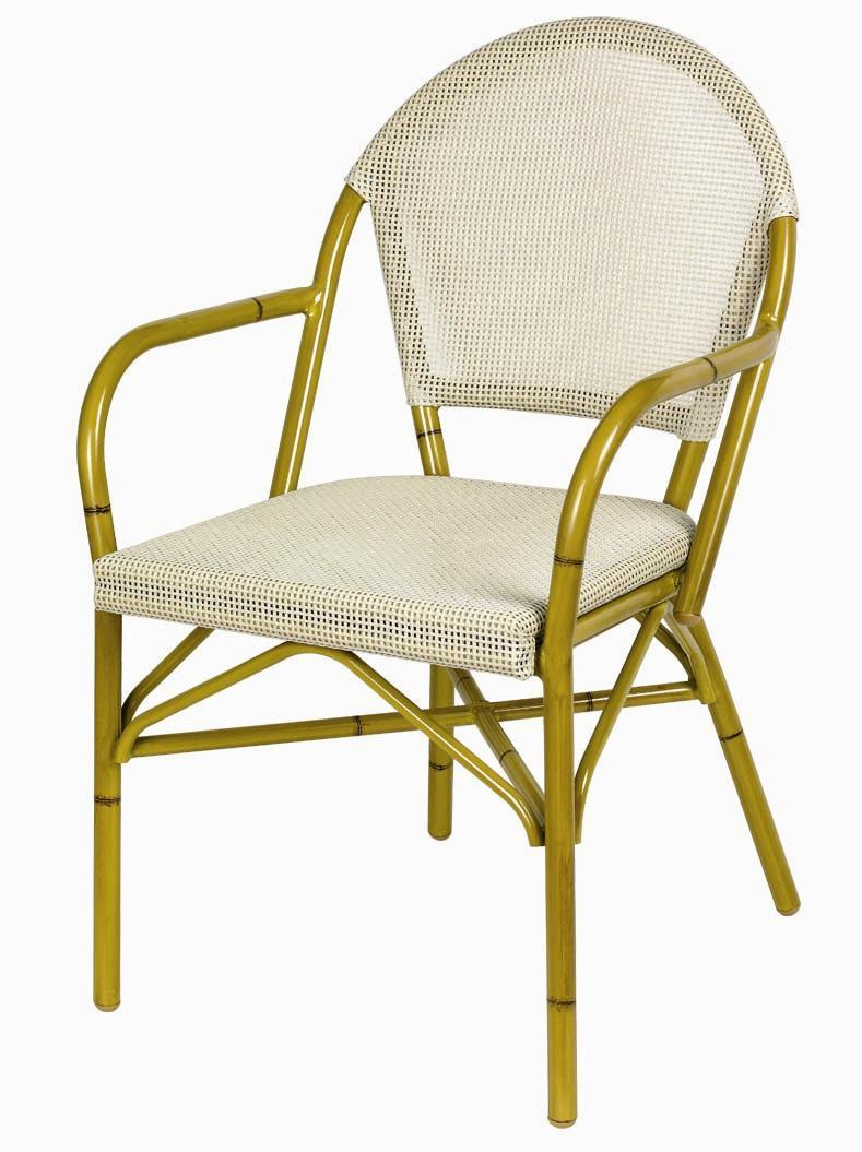 China Cafe Rattan French Bistro Chairs LZ 002 China Cafe Rattan French Bi